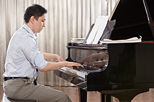 Adult Private Piano Lesson Toronto