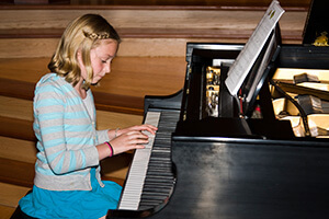 Kids Private Piano Lessons in Toronto